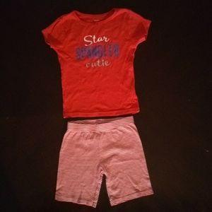 Carter's Girls Pajamas Set